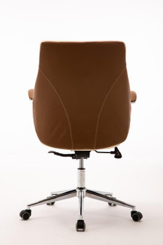 Customer Chair GY011 - Cappuccino Back