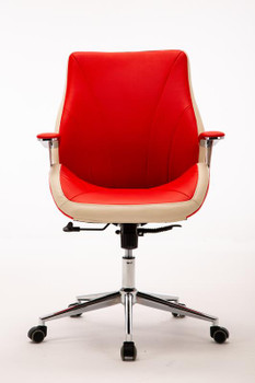 Customer Chair GY017 - Red Front
