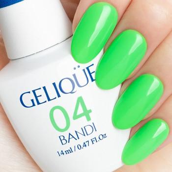 Gelique - GF759 Surfing Green Swatch