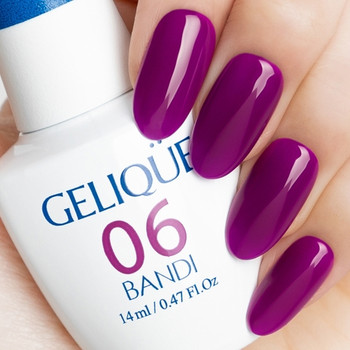 Gelique - GF344 Surfing Purple