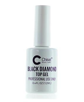 Gel Polish - Black Diamond Top Gel