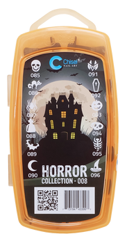 3D Stamp - #008 Horror Collection