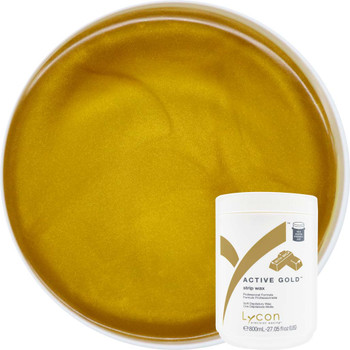 Active Gold Strip Wax 800ml