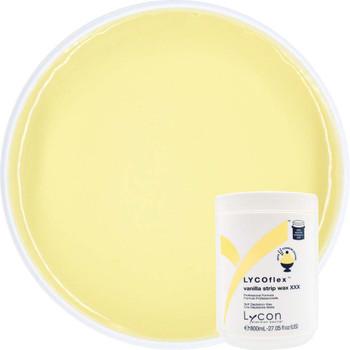Lycoflex Vanilla Strip Wax  800ml