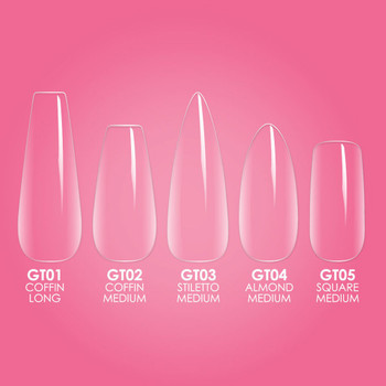 Gelly Tip - GT02 Medium Coffin
