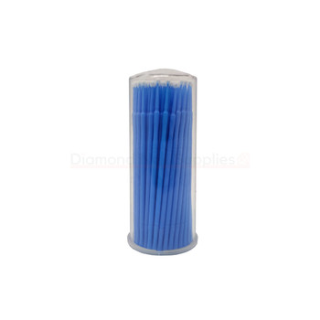 Micro Applicator Blue 2.5mm Regular 100pc