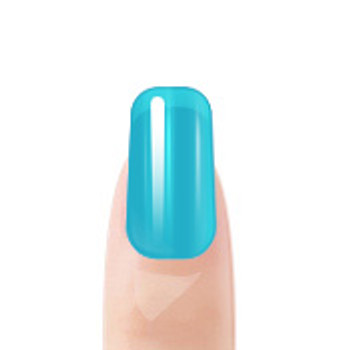 Nail Color - Turquoise Blue F423