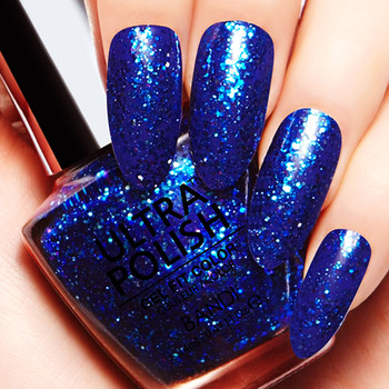 Ultra Polish - Blue Sparkle UP409