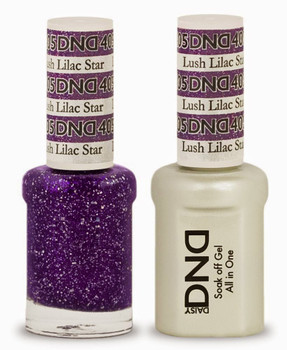 Daisy DND Duo Gel - 405 Lush Lilac Star
