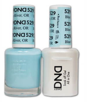 Daisy DND Duo Gel - 529 Blue River OR