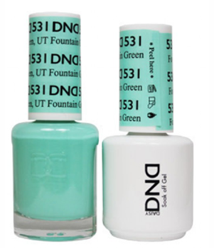 Daisy DND Duo Gel - 531 Fountain Green UT