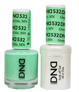 Daisy DND Duo Gel - 532 Green Island MN