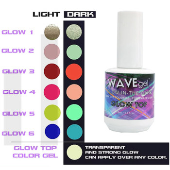 Glow Gel - 6