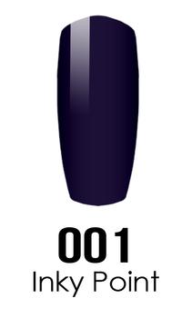 Duo Gel - DC001 Inky Point