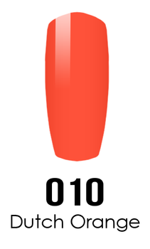 Duo Gel - DC010 Dutch Orange