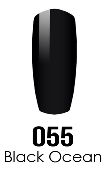 Duo Gel - DC055 Black Ocean