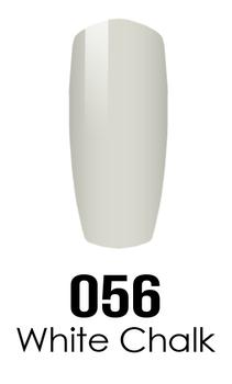 Duo Gel - DC056 White Chalk