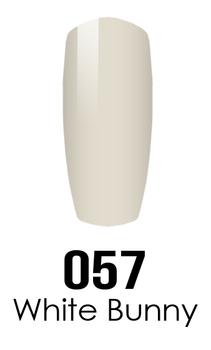 Duo Gel - DC057 White Bunny