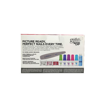 Gelish Color Xpress Dip Kit