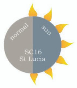 Dip Powder - SC16 St Lucia
