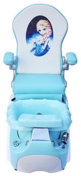 Kids Pedi Chair Blue
