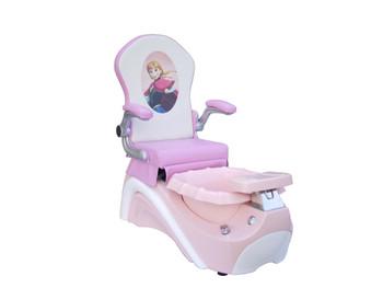 Kids Pedi Chair Pink