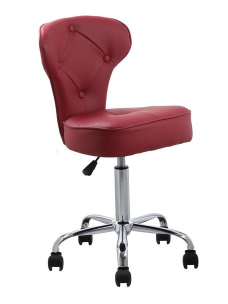 Technician Chair DT03 - Burgundy