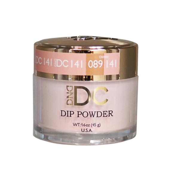 Dip Powder - DC141 Pink Champagne