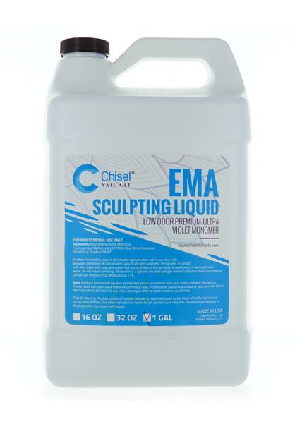 Acrylic Powder - Scupting Liquid EMA