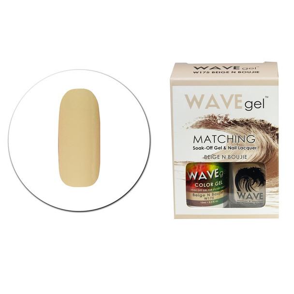 Matching - W175 Beige N Boujie