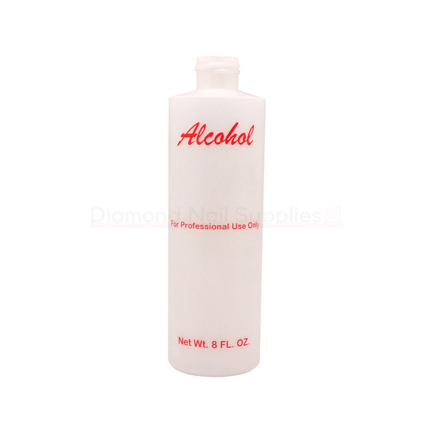 Empty Alcohol Bottle 237ml (8oz)