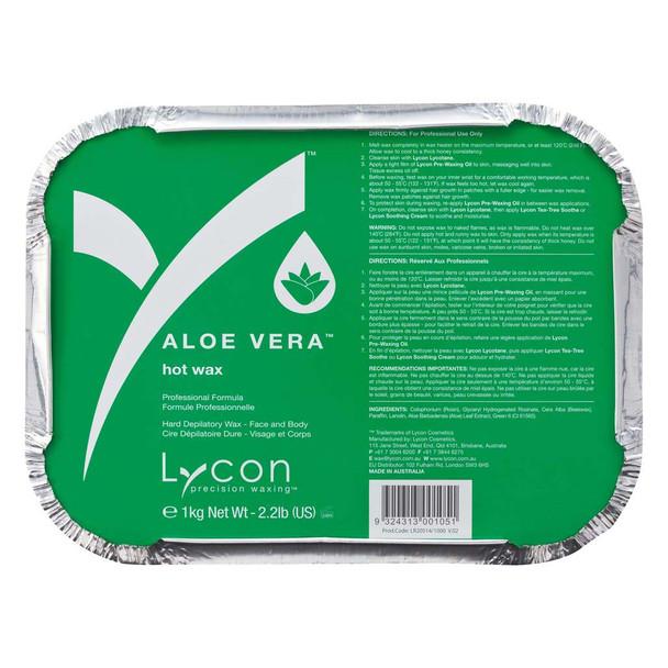 Aloe Vera Hot Wax  1kg
