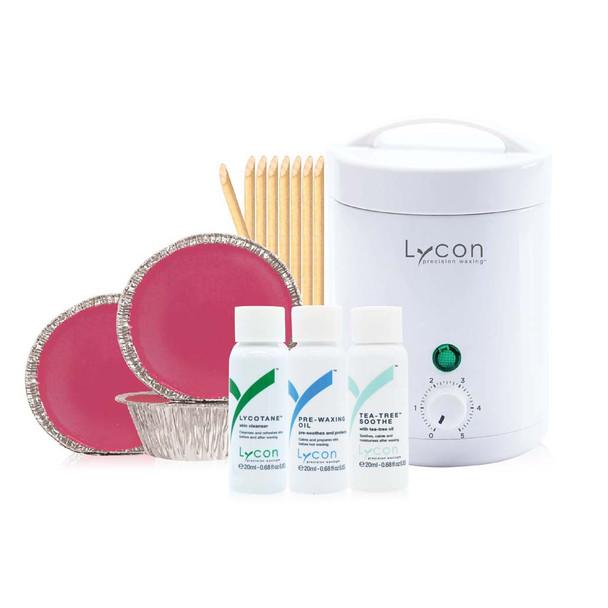 Baby Face Waxing Kit Kit