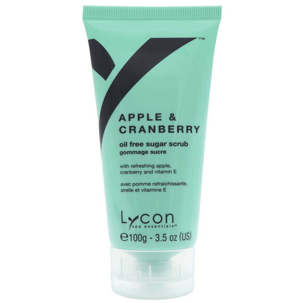 Apple & Cranberry Scrub 100g