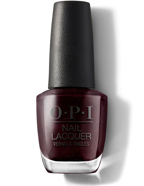Nail Lacquer -  NLK12 Black To Reality