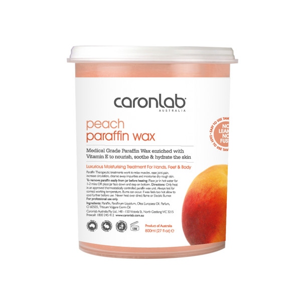 Paraffin Wax Peach 800ml