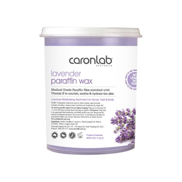 Paraffin Wax Lavender 800ml