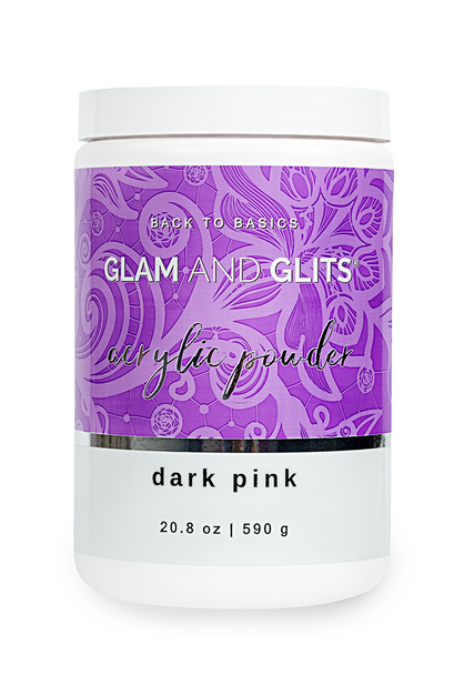 Back To Basics - Dark Pink 590g