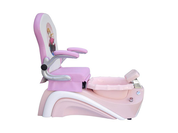 Kids Pedi Chair Pink