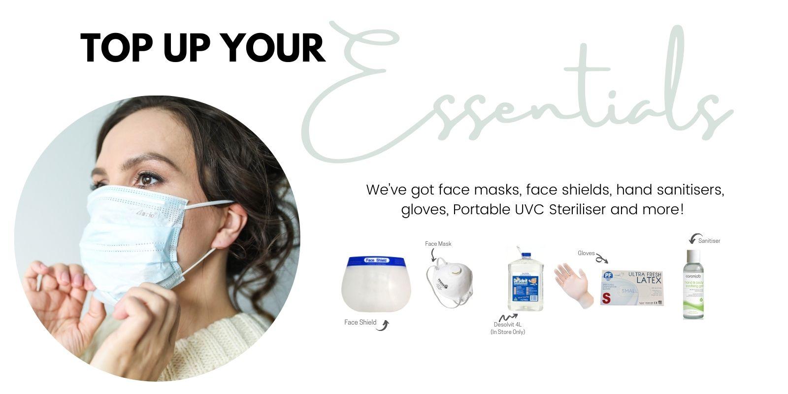 face mask sale
