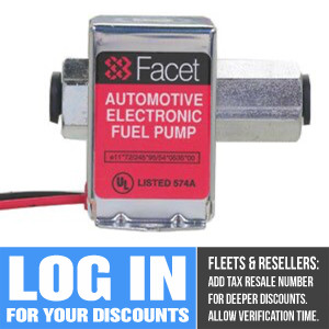 40299 Facet Solid State Cube Fuel Pump