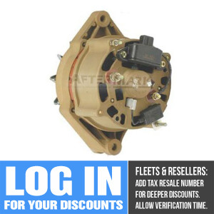 A-45-2256 65 Amp Alternator for Thermo King  (Replaces Thermo King 45-2256, 44-9572, 41-6781, 41-8463, 45-2256, 44-8949, 44-8525, 841-8463, 5D38604G01, 41-5457, 45-2697)