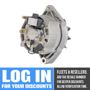 A-45-2258 120 Amp Alternator for Thermo King (Also Replaces 41-2571, 41-5456, 41-5456B, 41-6782, 41-8465, 45-2258, 45-2594, 45-2591, 45-2699, 45-2775, 5D50461G01, 841-8465, 845-2258, 845-2591, 845-2683, 45-2699, 45-2775)