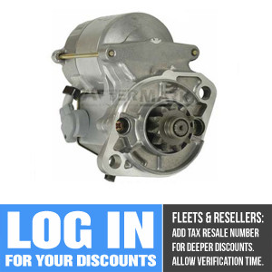 A-30-38750-00 Starter for Carrier Transicold