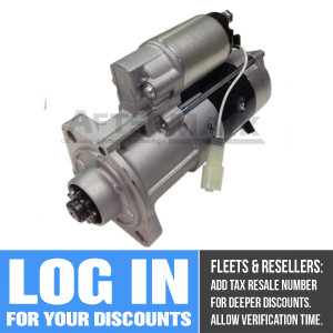 A-25-39476-00 Starter for Carrier Transicold