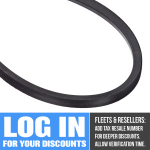 A-50-01161-02 Jackshaft/Fanshaft Belt for Carrier Transicold