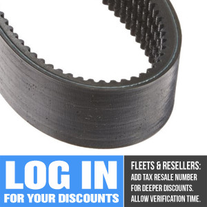 A-78-1669-OE Motor/Engine Belt for Thermo King (Replaces Thermo King 78-1669)