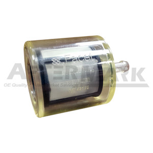 FEP43175 Facet Clear Barb Fuel Filter for Cube & Posi-Flo Pumps