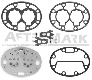 S-17-44104-00 Canted Valve Plate for Carrier (Bare Valve Plate Only)