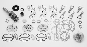 05G41-TPBUSKIT Rebuild Kit for Twin Port Carrier 05G41 Bus
